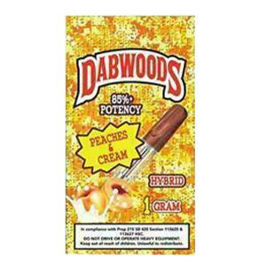 Dabwoods Peaches and Cream