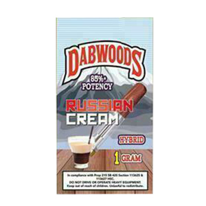 Buy Russian Cream Dabwoods