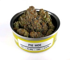 Pie-Hoe
